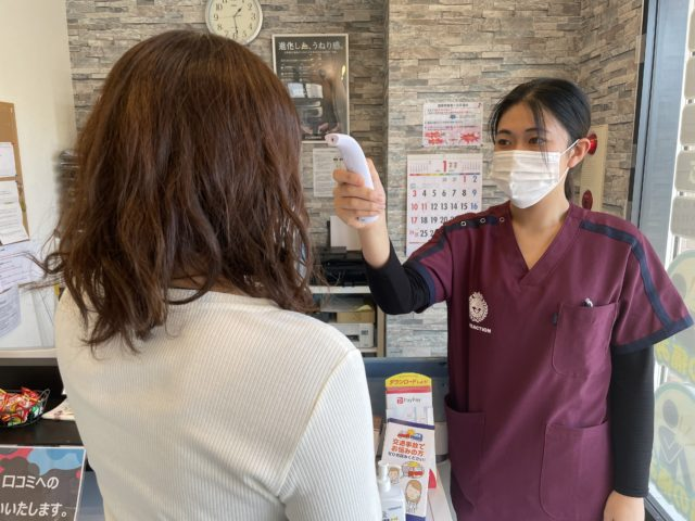 新型コロナウイルス感染症対策 横浜市戸塚区 ゼロスポ鍼灸・整骨院